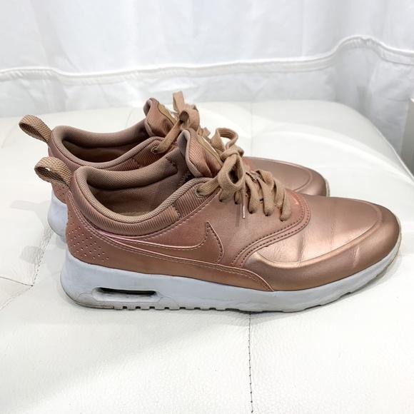 Nike Air Max Thea SE Metallic Rose Gold - Bronze W